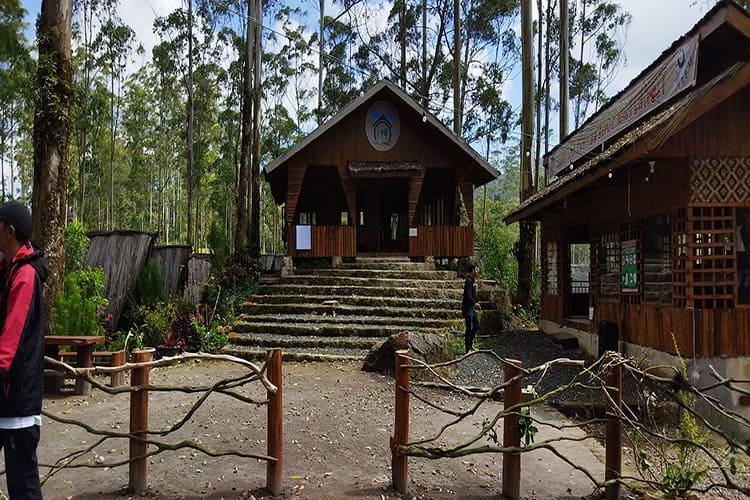 Arboretum Park Ciwidey