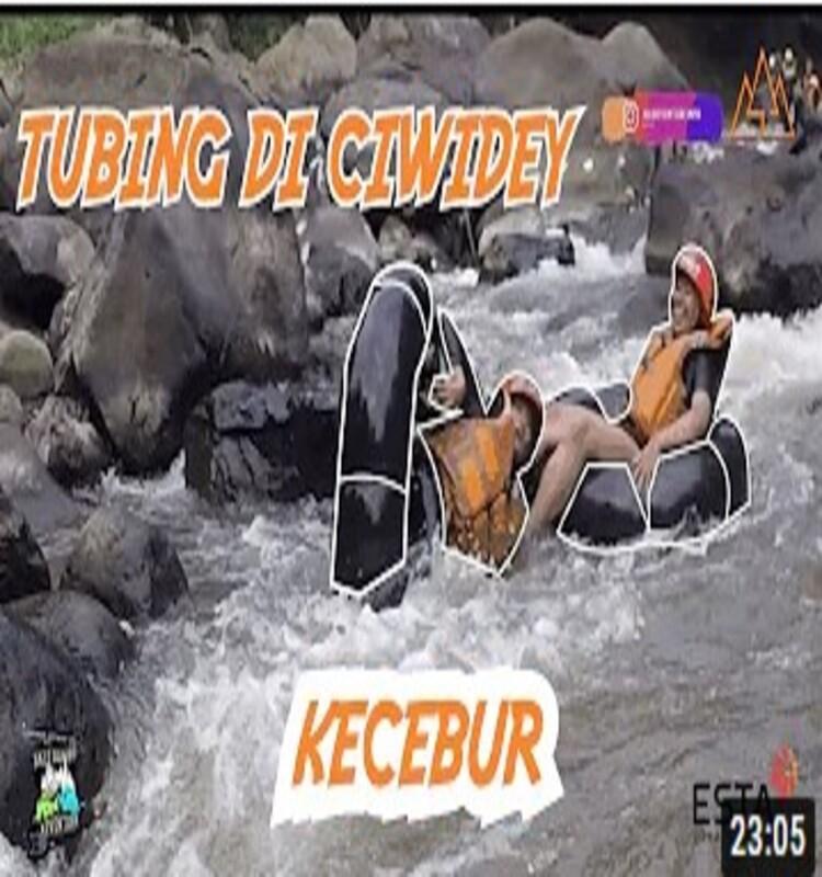 paket river tubing ciwidey