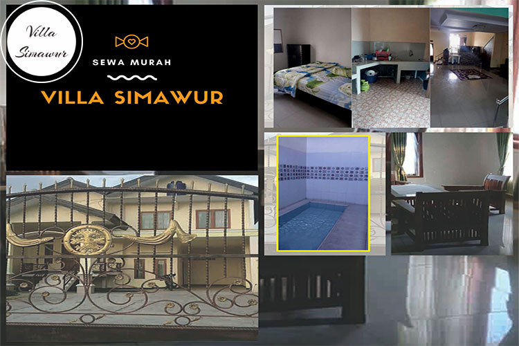 villa simawur garut