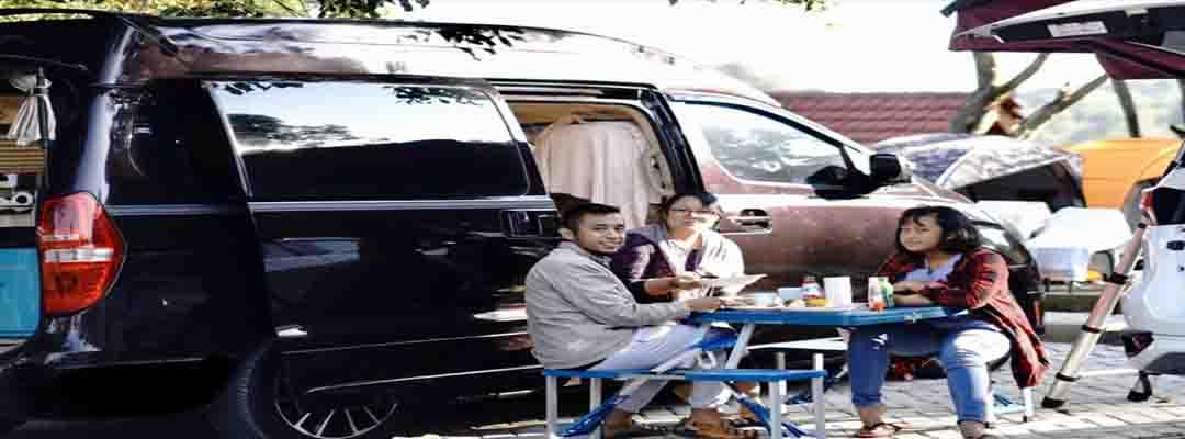 sewa campervan Bandung