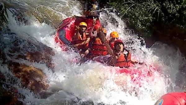 paket rafting Pangalengan Bandung