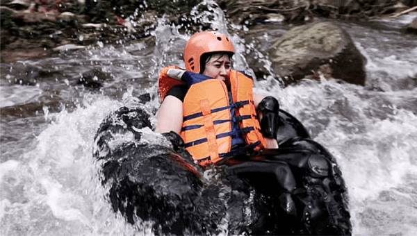 ciwidey river tubing
