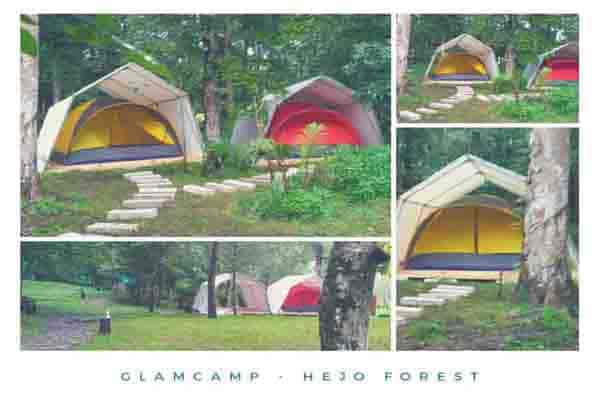keong tent resort