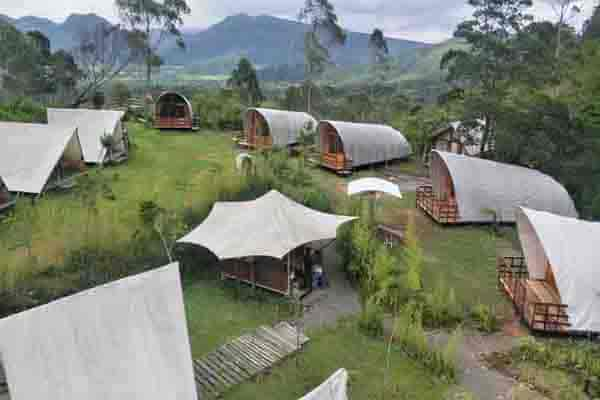 keong tent resort